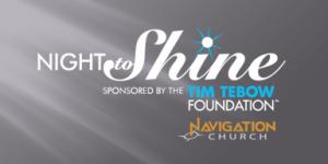 Night to Shine - Logo