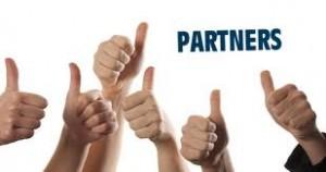 partners hands