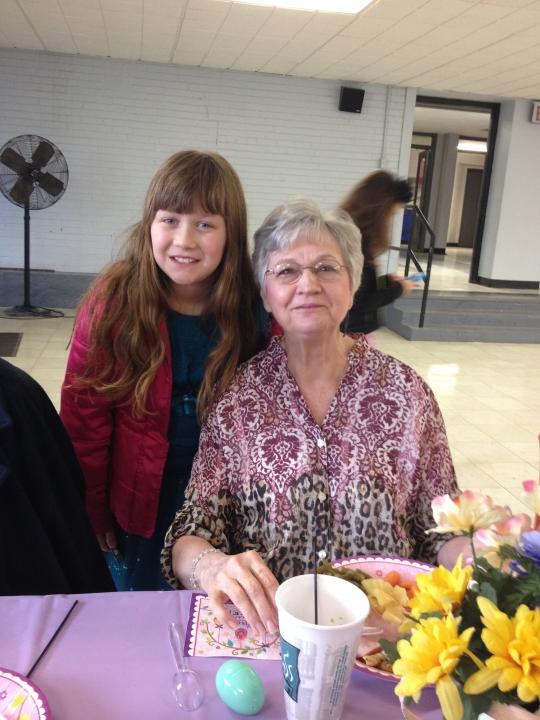 Seniors Luncheon