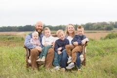 Pastor Davids family